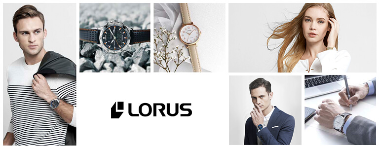 Lorus watches
