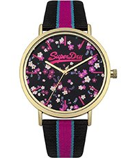 SYL183BP Oxford Ditsy Floral 40mm