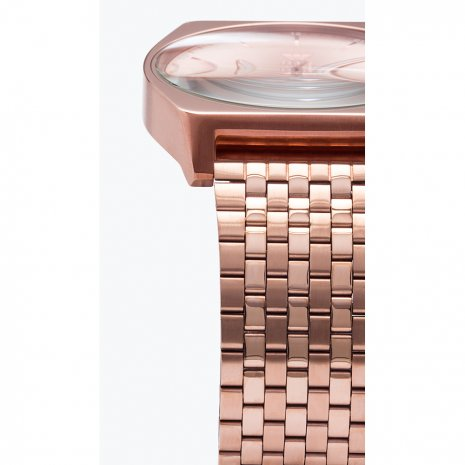 Tonneau Rose Gold Quartz Watch 春夏款式 Adidas