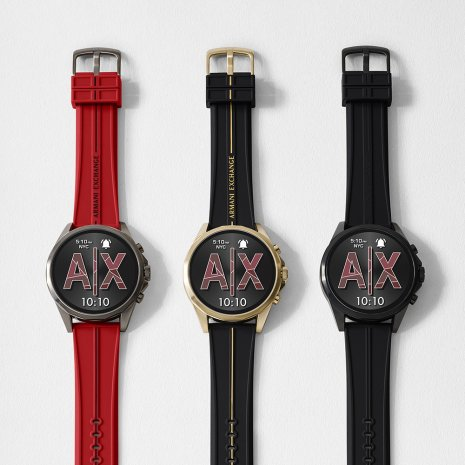 Touchscreen Smartwatch Connected - Gen4 秋冬款式 Armani Exchange