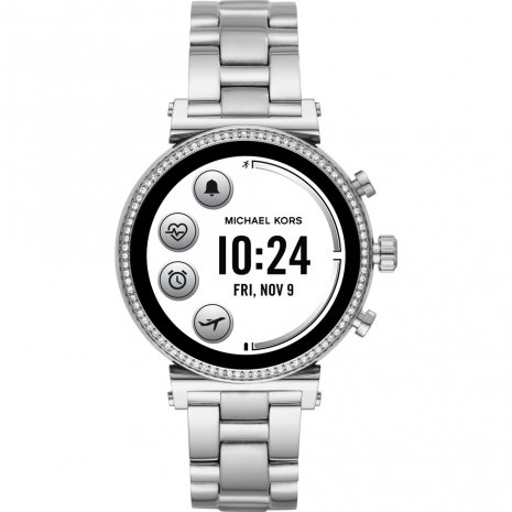 Touchscreen Smartwatch with Steel Bracelet - Gen4 春夏款式 Michael Kors