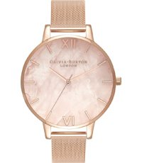 OB16SP01 Rose Gold Mesh 38mm