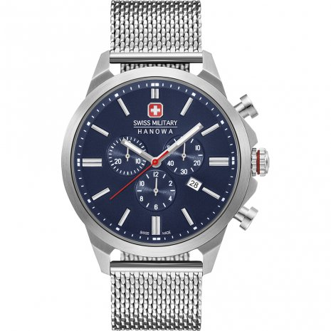 swiss military手表_Swiss Military Hanowa 06-3332.04.003 手表 - Chrono Classic II